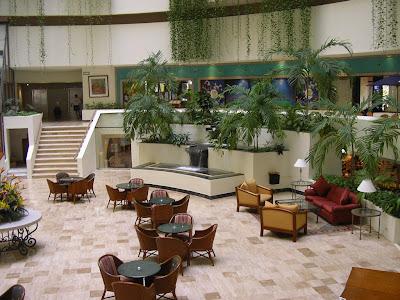 Cazare Mexic: hotel Hyatt Cancun receptia