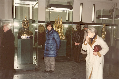 Obiective turistice Germania: Muzeul Catedralei Aachen, RFG