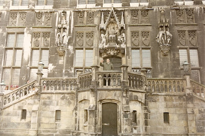 Obiective turistice Germania: Primaria Aachen, RFG
