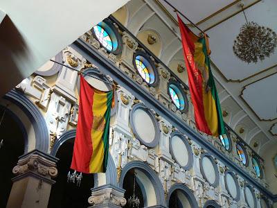 Imagini Etiopia: Catedrala Sf. Treime Addis Ababa