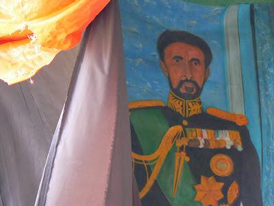 Imagini Etiopia: Black Lion Museum Shashemene, Haile Selassie