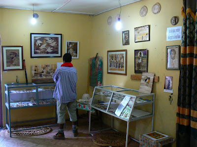 Imagini Etiopia: Banana Art Gallery Shashemene