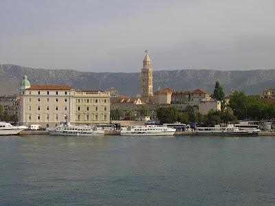 Obiective turistice Croatia: Split