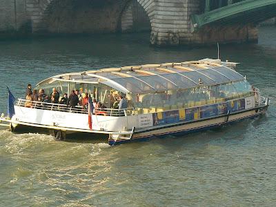 Imagini Franta: vaporas pe Sena, Paris