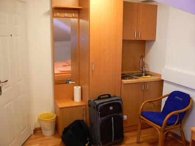 CazareSerbia: Hostel Forever Belgrad camera