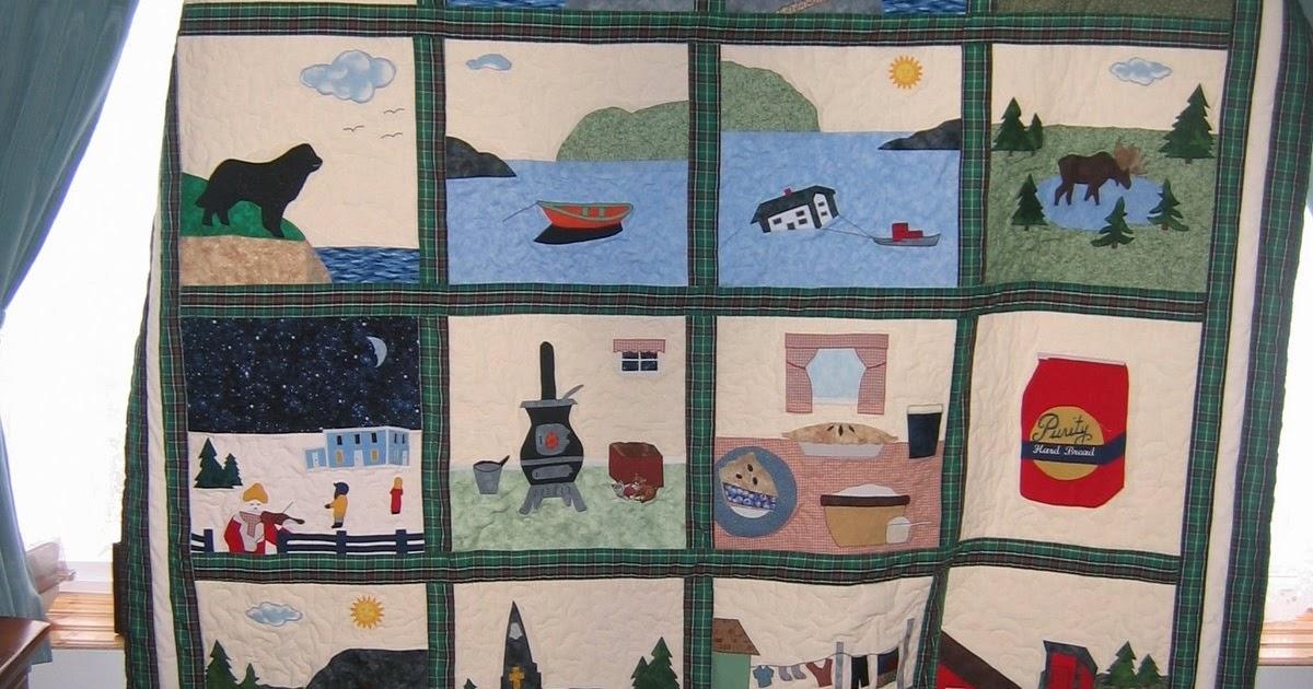 Crafts Around The Bay Newfoundland Quilt