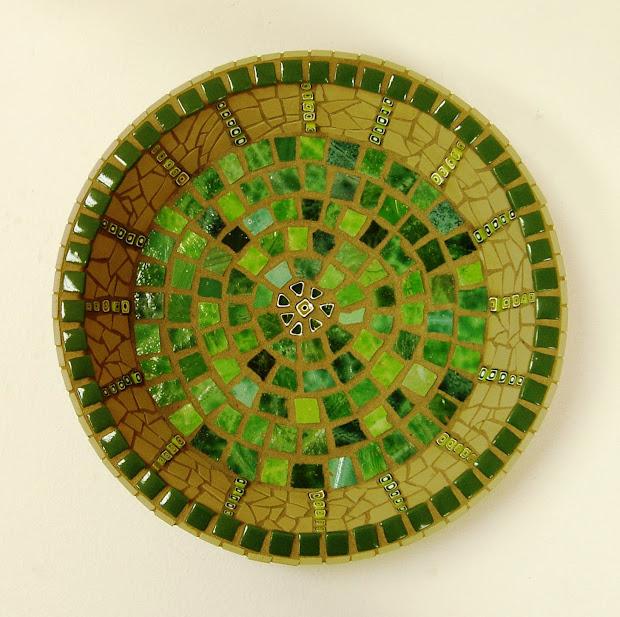 Beginner Mosaic Tile Patterns