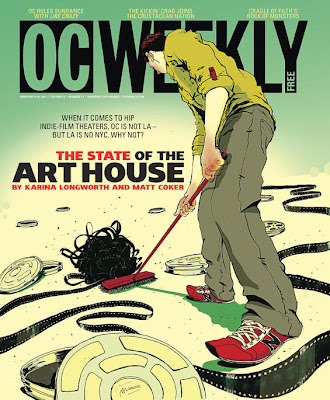 levy creative management, michael byers, art houses, oc weekly, orange county