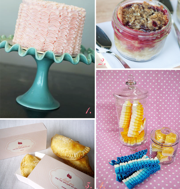 Wedding Favors Food: Glamour And Grace: DIY WEEK: Food And Favors