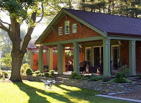 Arts And Craft Style Modular Homes
