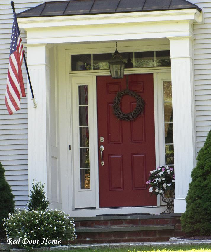 Red Front Door: Red Door Home: Thinking About Goals In A New Way