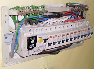 House Wiring Diagram With Elcb   Home Wiring and Electrical Diagram House Wiring Diagram With Elcb   Picture 1 An Elcb Unit Inside A House  Electric Panel