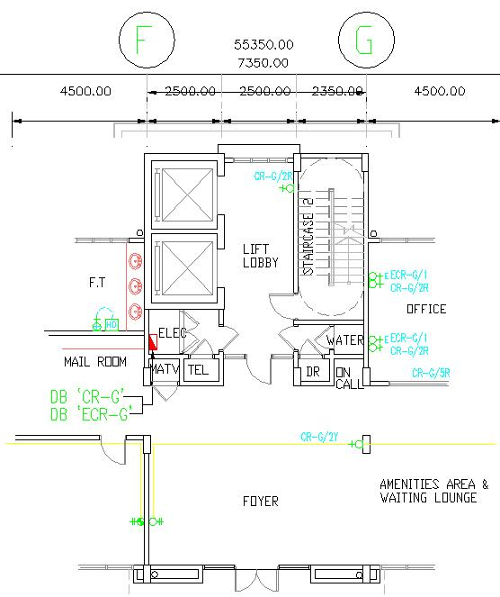 Electrical Building Diagrams Electrical Layout Plan House Wiring