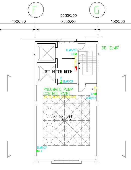 Building Electrical Room Layout on generator wiring diagram