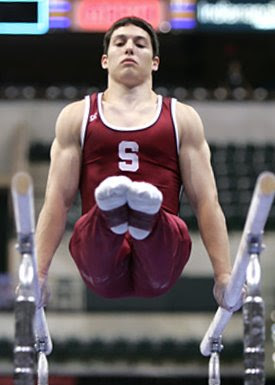 Former Stanford gymnast David Sender won three gold medals at the 2009 Maccabiah Games in Israel earlier this month.