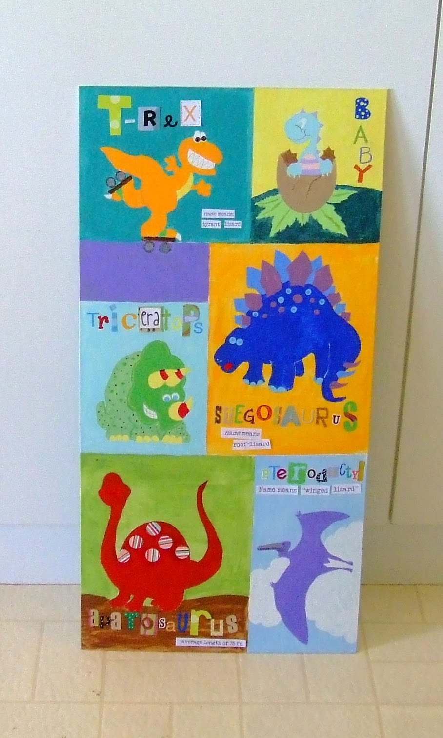 Kids Dinosaur Room