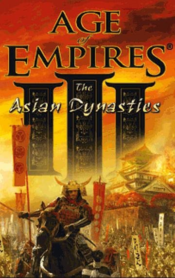 Age of Empires III The Asian Dynasties -free jar, java ...