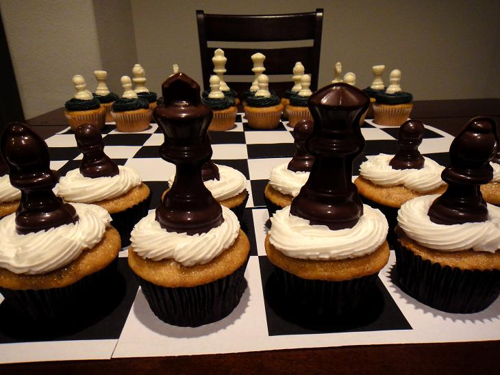 Sweet Dreams Chess Champion Birthday