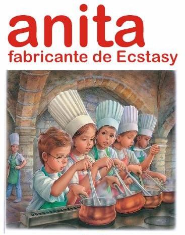 Anita vai às favas!: Homenagem à minha querida Anita