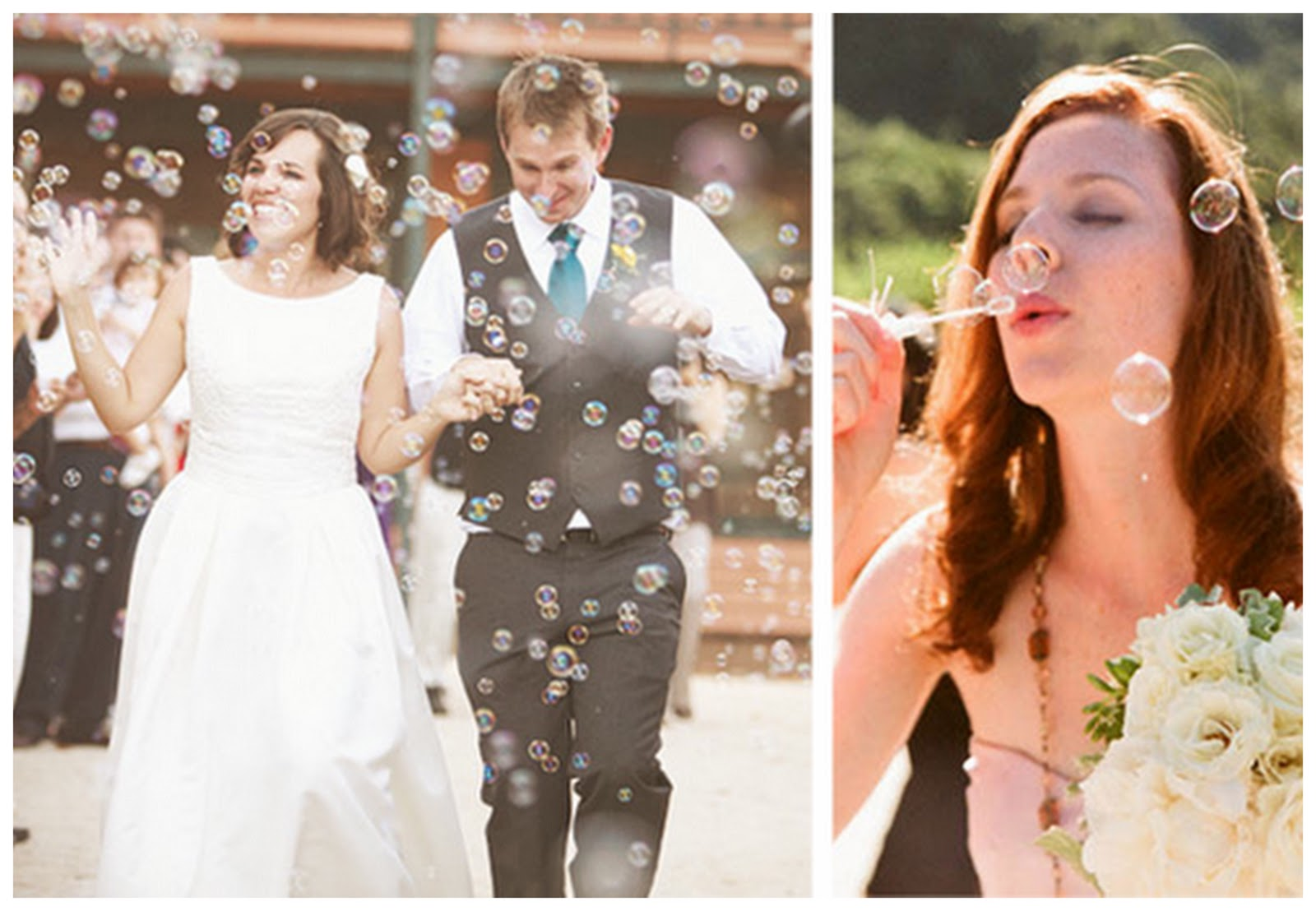 Wedding Confetti Alternatives