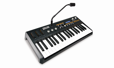New from Akai at Musikmesse! MINIAK, MPK88 and MPD18 | Failed Muso