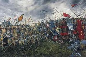 The Battle of Falkirk (from kikoshouse.blogspot.com)