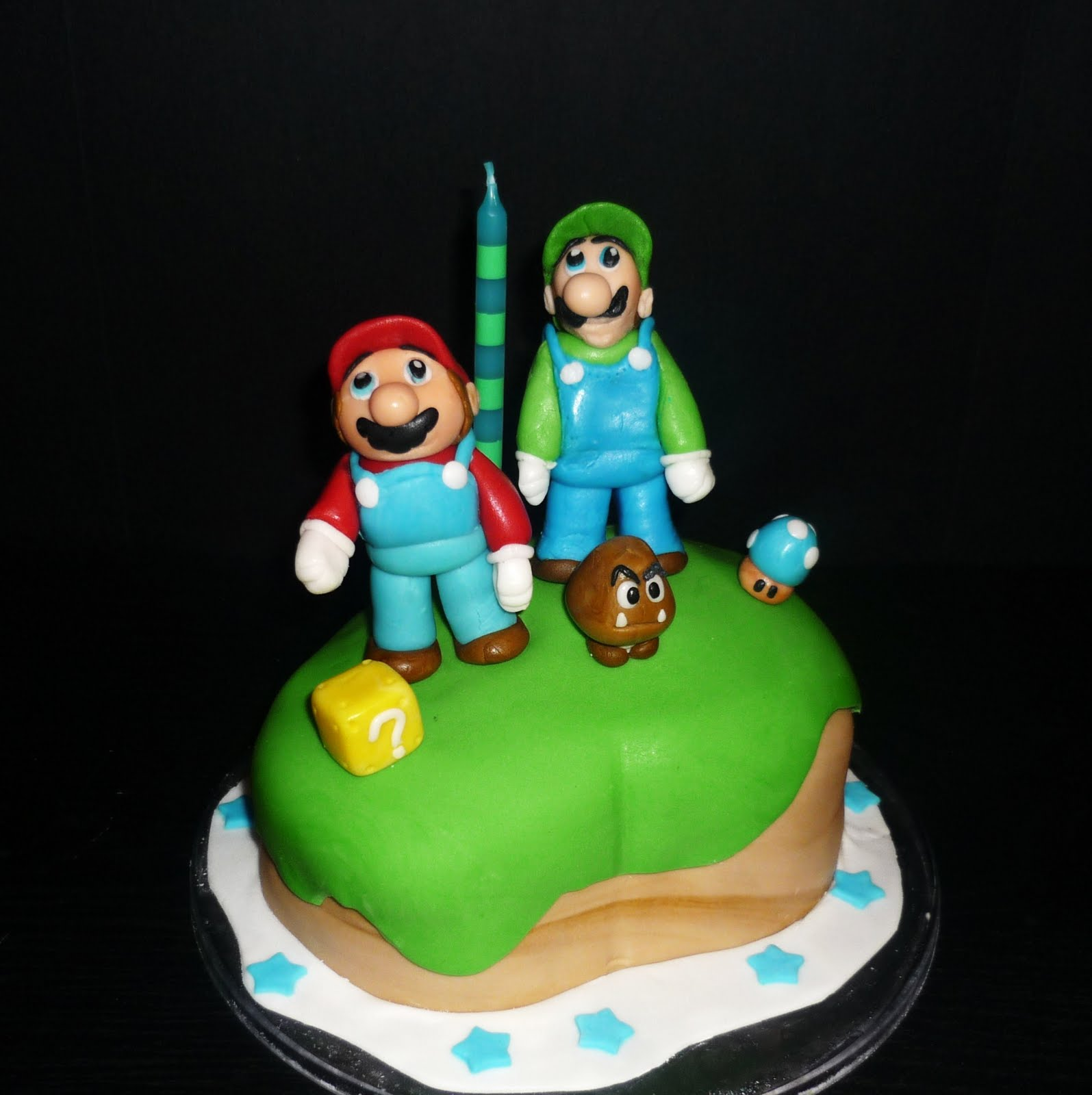New Orleans Birthday Cakes