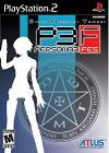 Persona 3 FES Cover Art