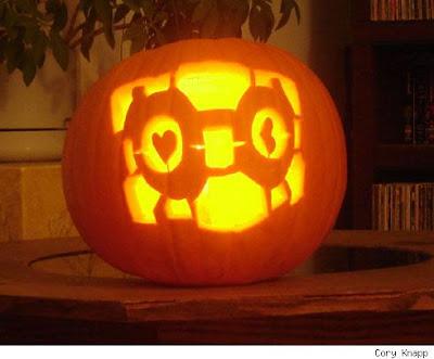 Cube Pumpkin