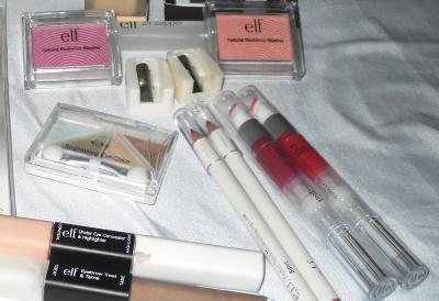 ELF Cosmetics haul & review part 2