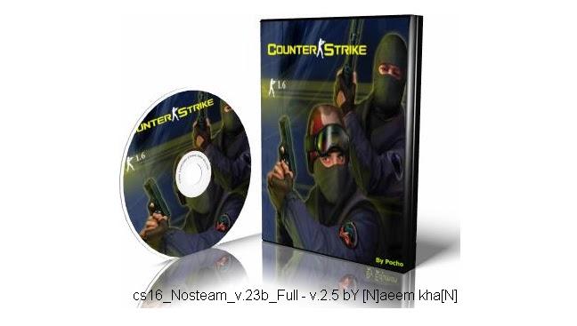 Counter-strike 1. 6 no steam v. 23b full v. 2. 5 ~ game xone hacks.