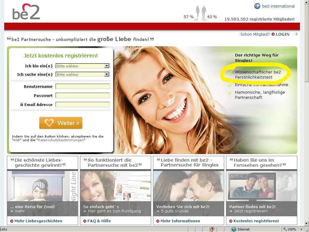 Adresse online dating