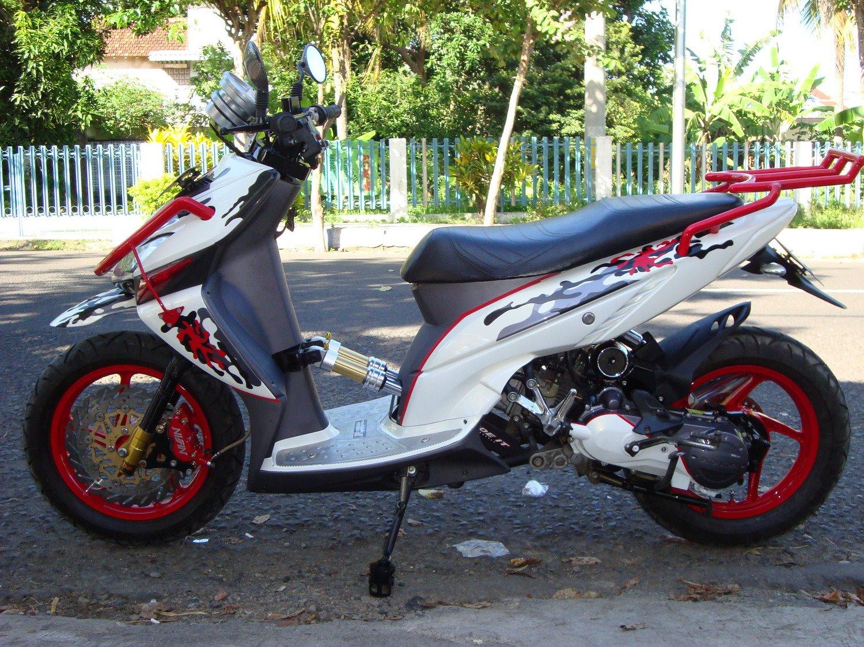 64 Gambar Modifikasi Honda Vario 125 Terkeren Dan Terlengkap