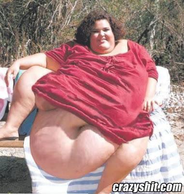 Really fat porn