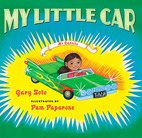 my little car book cover