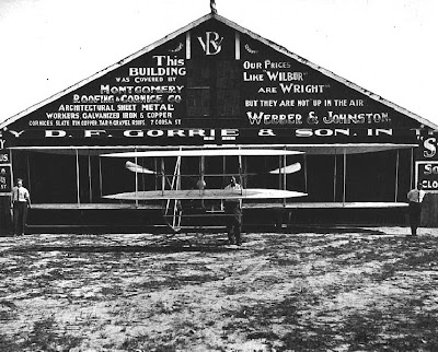 The Wright Flying School