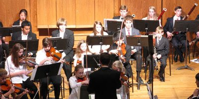Metropolitan Youth Orchestra of Central Alabama