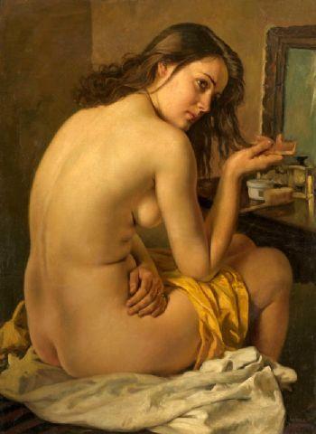 Erotic paintings of luis ricardo falero 10