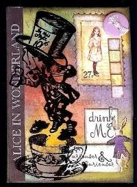 Alpha Stamps Alice in Wonderland ATC swap runner up - Shannon Sawyer!