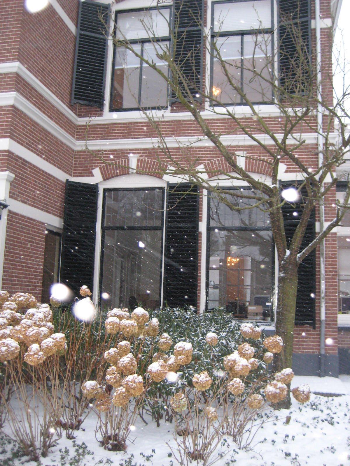 Home Kreatief - bouwen aan een warm nest: maart 2010