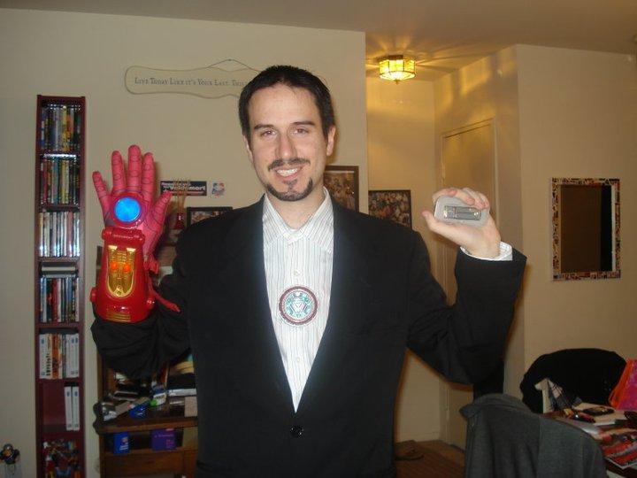 Tony Stark Halloween Costume.The Cool Kids Table Ben S Halloween As Tony Stark