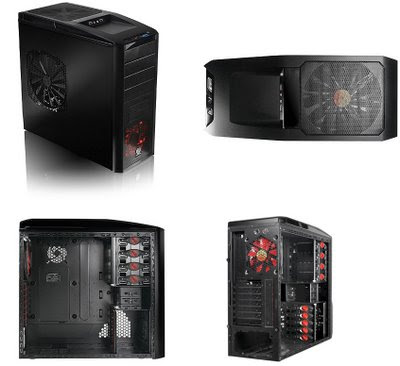 EXSYS Computer   Your trusted online computer shop  : Casing Thermaltake - Middle Tower