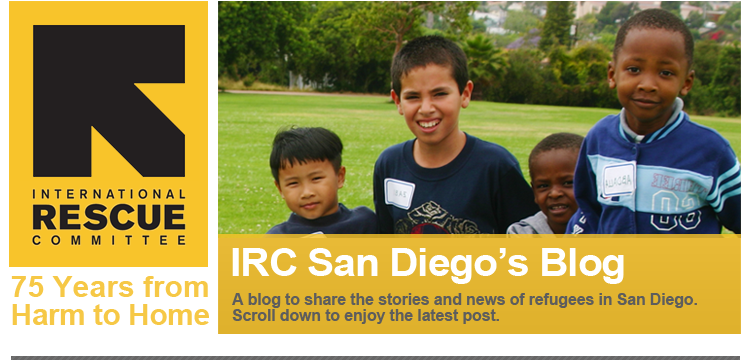 The IRC in San Diego: IRC's Golden Door Citizenship Class