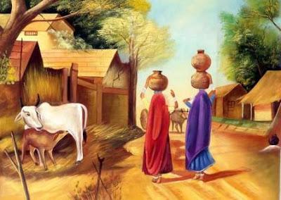 Beautiful Art Paintings Indian Art Paintings Indian Oil