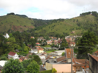 Vista parcial do bairro Jaguaribe