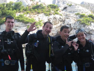 plongée sous marine ucpa