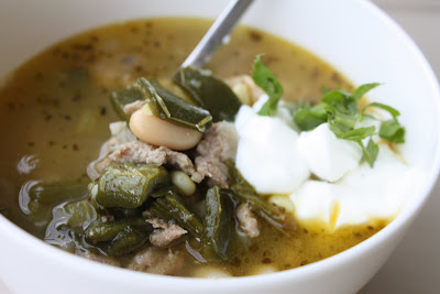 Ellie Krieger's White Chili