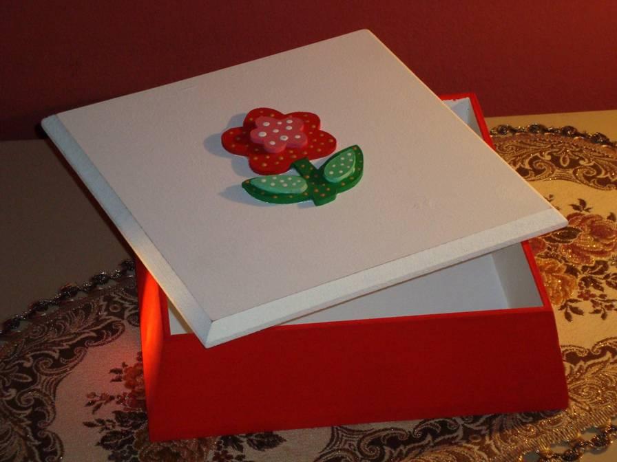 Manualidades Ana Karina Cajas de madera decoradas