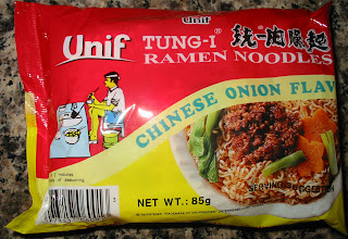 Journey into the World of Ramen: Unif Tung-I Ramen Noodles