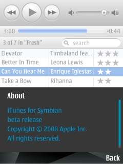 Coming soon, iTunes for S60 smart-phones